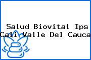 Salud Biovital Ips Cali Valle Del Cauca