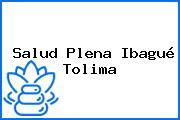 Salud Plena Ibagué Tolima